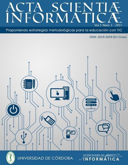 Portada Acta Scientiae Informaticae