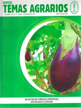 Crecimiento Y Calidad Morfológica De Berenjena Solanum